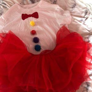 Clown costume diy
